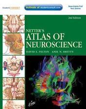 Netter's Atlas of Neuroscience [Netter Basic Science]