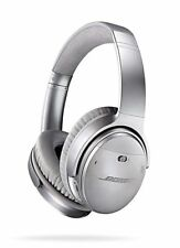 Bose QuietComfort 35 Headband Wireless Headphones - Silver
