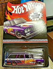 Hot Wheels Nissan Skyline Van 2020 Collector Edition, Skyline Wagon , Mail In