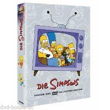 DVD DIE SIMPSONS Staffel 1 WIE NEU LIMITIERTE GLANZ ERSTAUFLAGE DIGIPACK Season