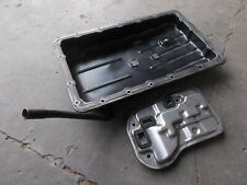 TOYOTA ARISTO JZS147 2JZ GTE AT trans oil pan + baffle box sec/h #2