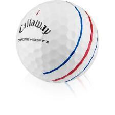 24 Callaway Chrome Soft X Triple Track AAA (3A) Used Golf Balls