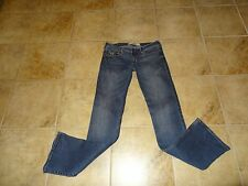 WOMENS / JUNIORS SIZE 5 HOLLISTER JEANS **SLIM FITTING**