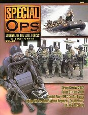 Special Ops Journal of the Elite Forces & Swat Units Volume 23 by Concord #5523
