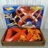 Rare Hot Wheels Fireball Raceway Motorised 29422 Mattel Boxed Vintage Toy 2001