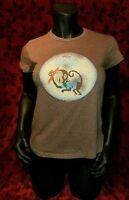 LARGE Kelloggs Cocoa Krispies Cereal T-shirt Punk Rock Retro Cute