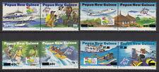 Papua New Guinea 1995 Tourism