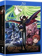 PREORDER : CODE GEASS - THE COMPLETE SERIES   - Region A - BLU RAY - Sealed