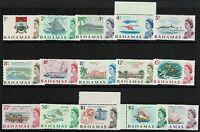 Bahamas SG# 295-309, Mint Never Hinged, 305 minor gum bend - Lot 082017