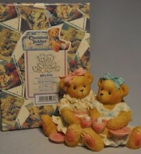 Cherished Teddies - Skylar & Shana 601594 When You Find A Sunbeam, Share Warmth