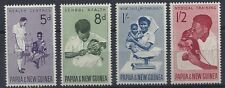 P.N.G. 1964 Health Services Stamp Set