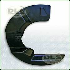 RH Front Brake Disc Mud Shield Land Rover Discovery 1 and Defender (FTC4838)
