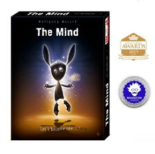 The Mind Card Game Family Friends Cards Game Interactive Fun Awarding Winning