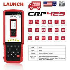 LAUNCH X431 CRP429 OBD2 Scanner All-System ABS SAS Oil IMMO As CRP429C Touch Pro