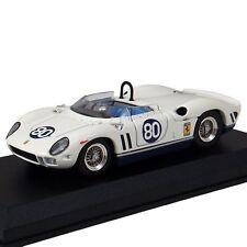 Ferrari 365 P #80 Bridgehampton 1964 L. Scarfiotti 1:43 Model 0201 ART-MODEL