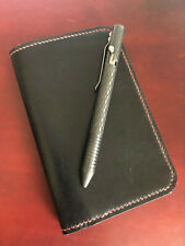 CUSTOM Genuine Horween Leather HAND MADE Field Notes Case Cover Wallet USA
