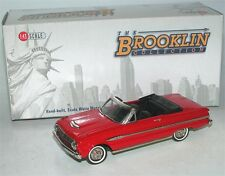 Brooklin BRK 112, 1963 Ford Falcon Futura Sports Convertible Rangoon Red, 1/43