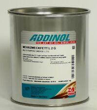 1 kg Mehrzweckfett EP Fett Lagerfett Wälzlagerfett Graphit Fett Addinol L 2 G
