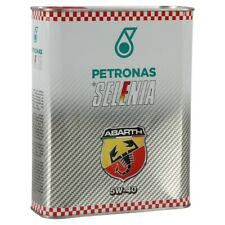 2 litri Olio Motore Selenia Abarth 5W40 100% Sintetico 1.4 Multiair Spec. N°0102