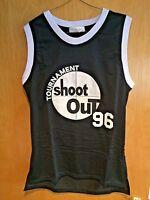 Above The Rim #96 Birdie Tupac Shakur Black Basketball Jersey S, M, L, XL, 2XL