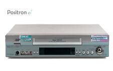 JVC HR-S6851 Super VHS Videoregistratore / revisionato 1 Anno garanzia [ Bene ]