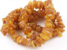 "Amber Necklace, 18"" to 80"", RAW Amber Necklace for Adults, BALTIC Amber For Pain"