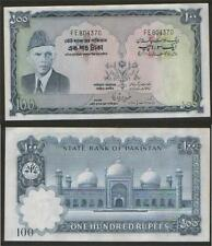 PAKISTAN 100 RS. OLD BANKNOTE  IN UNCIRCULATED  CONDITION  ..