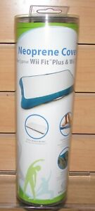 Purple Neoprene Cover for Nintendo Wii Fit Plus & Wii Fit Board Brand New!