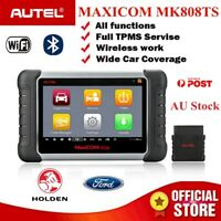 Autel MaxiCOM MK808TS MX808TS OBD2 Scanner Car Diagnostic Tool Programing TPMS