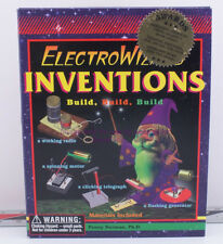 ElectroWizard Inventions Projects In Electricity Dealer Stock New In Box