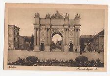 Germany, Potsdam Brandenburger Tor Postcard, A585