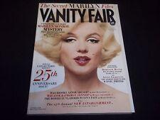 2008 OCTOBER VANITY FAIR MAGAZINE - MARILYN MONROE - FASHION ISSUE - D 2130