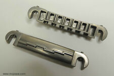 Lightning Bolt Wraparound Bridge for Vintage Gibson SG Les Paul Junior, MojoAxe