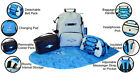 Surfer Baby Gear Diaper Bag  Backpack, Great Back Pack for Dads Red or Blue