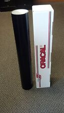 "Oracal 751 1 Roll 24""x10yd(30ft) Gloss Black High Performance Cast Sign Vinyl"
