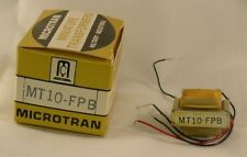Microtran Miniature Transformer Mt10-Fpb Nos