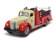 INTERNATIONAL KB FIRE TRUCK 1/34 IH PLANT PROTECTION MODEL BY FIRST GEAR 19-3912