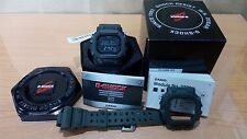 G-Shock King Solar GX-56 GWX Serie Matt Black With Extra Army Green Band Replace