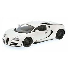 MINICHAMPS 2011 Bugatti Veyron Super Sport White w/Black Wheels 1:18*New Item!