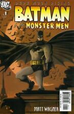 Batman and the Monster Men (2005)  #1 near mint condition comic Matt Wagner