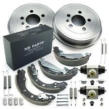 Bremsen Set für die Trommelbremse hinten Audi A2 VW Fox Polo 6R 9N 9A4 PR 1KB