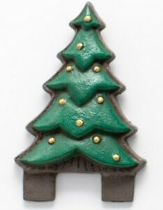 Christmas Tree Door Knocker Top Topper, Midwest of Cannon Falls. Rare! CF