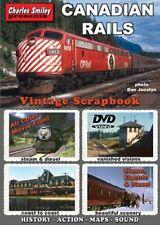NIB CSP #134 Canadian Rails Vintage Scrapbook Video