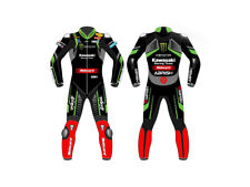 Jonathan Rea Kawasaki Ninja MotoGp WSBK 2018 Motorbike Leather suit