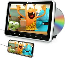 """NAVISKAUTO 10.1"""" Car DVD Players for Kids with HDMI Input, Support 1080P Video,"""