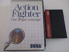 ACTION FIGHTER - SEGA MASTER SYSTEM