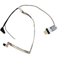Original LCD Video Screen Cable for HP Pavilion G6-1A G6-1B G6-1C G6-1D series