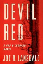 Devil Red (Hap Collins and Leonard Pine Novels)-ExLibrary