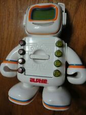 Playskool Alphie Talking Learning Electronic Robot