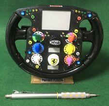 Schumacker_1/2 Size_Replica F2004 steering wheel_F1_World Champion_Ferrari